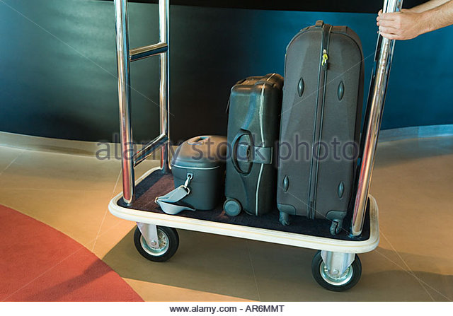 Luggage Trolleys Stock Photos Amp Luggage Trolleys Stock
