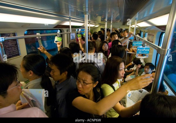 Crowded Subway Stock Photos & Crowded Subway Stock Images ...