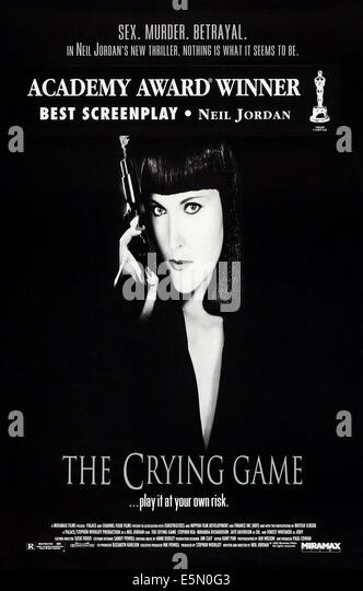 Image result for the crying game poster