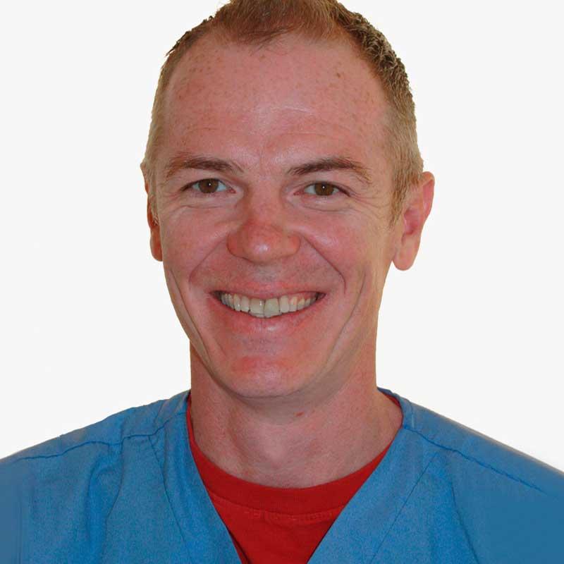 Clinica La Alegria - Philip Mann - Podoloog