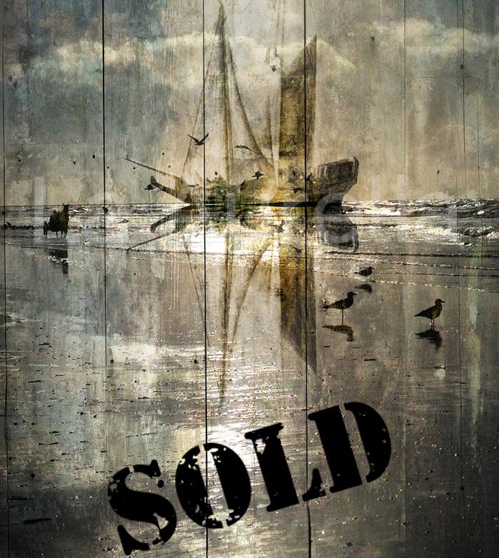 De Overtocht uit de serie Dutch Dreams van La Aurelia is Verkocht