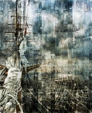 The Journey – wallpaper by La Aurelia