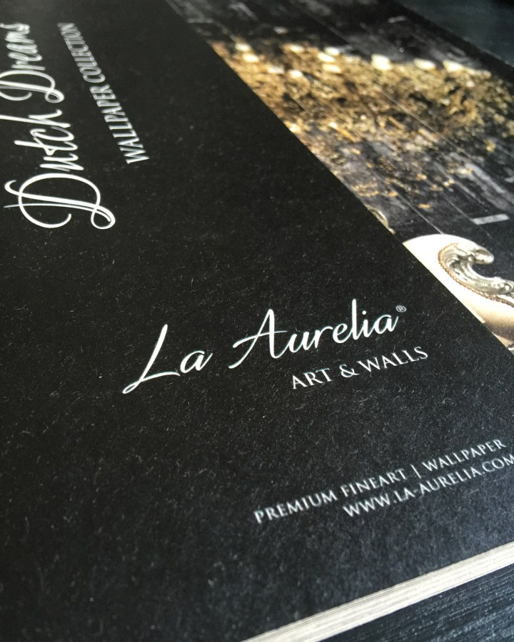 Wallpaper collection by designlabel La Aurelia