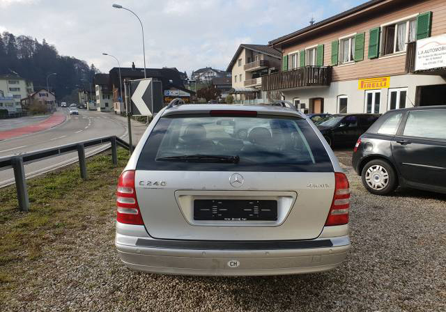 Mercedes C240 Kombi full