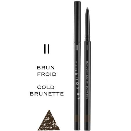 LE-SOURCIL-II.BRUN-FROID-COLD-BRUNETTE