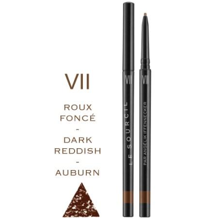 LE-SOURCIL-VII.ROUX-FONCE-DARK-REDDISH-AUBURN