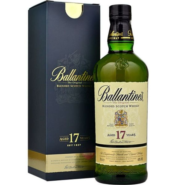 whisky ballantines 17
