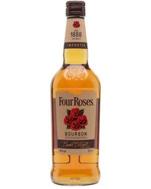 burbon four roses