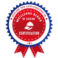 élu meilleur blog de cuisine