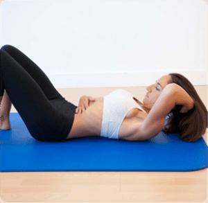 comment avoir un ventre plat-comment muscler les abdominaux-exercices pilates