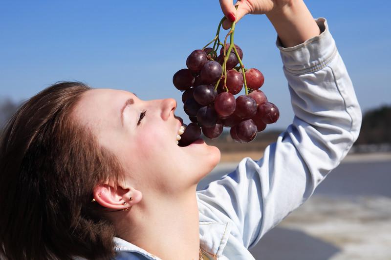 Manger du raisin pour votre santé, c'est le moment d'en profiter