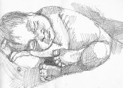 sommeil enfants-surpoids