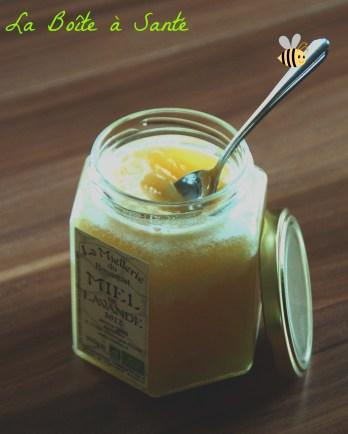 bienfait du miel-produits de la ruche