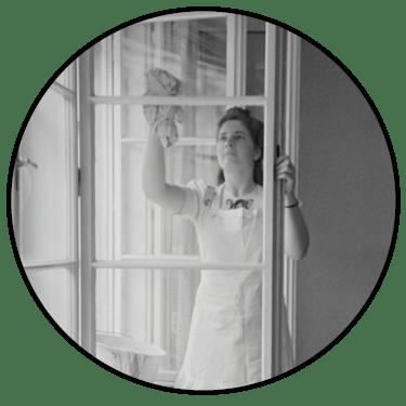 nettoyant vitre- huiles essentielles - produits ménagers naturels