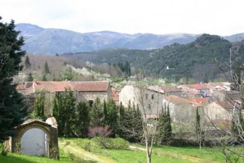 Le village - Chambre d'hôte La Bruyère - Saint-Gervais-sur-Mare