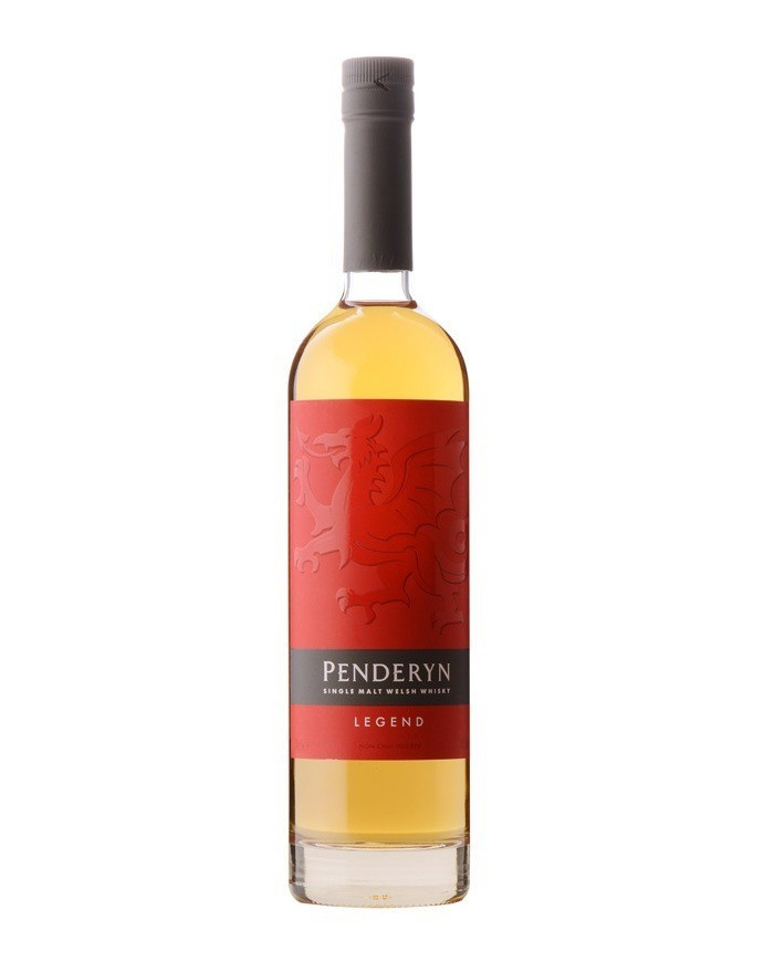 whisky Penderyn of Legend