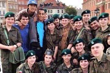 Rencontres de jeunes militaires