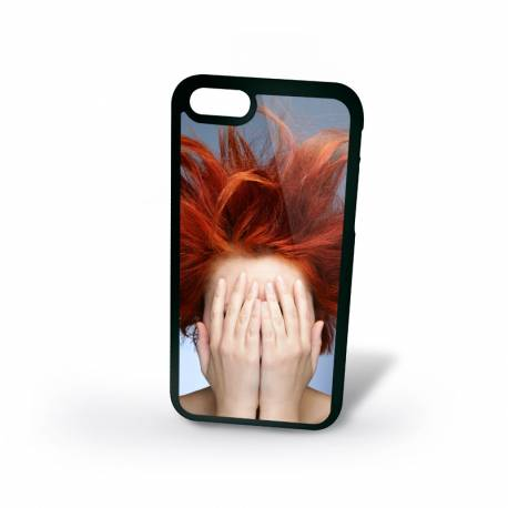 coque personnalisee iphone 6 plus silicone noir 5 5