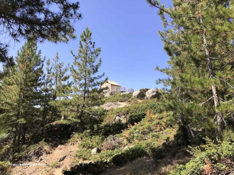 chapelle lac de creno
