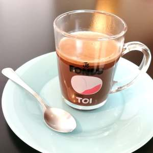 Chocolat chaud riche en fibres et protéines