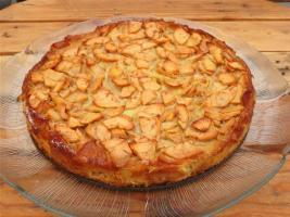 La recette du clafoutis aux pommes à la façon de mamie