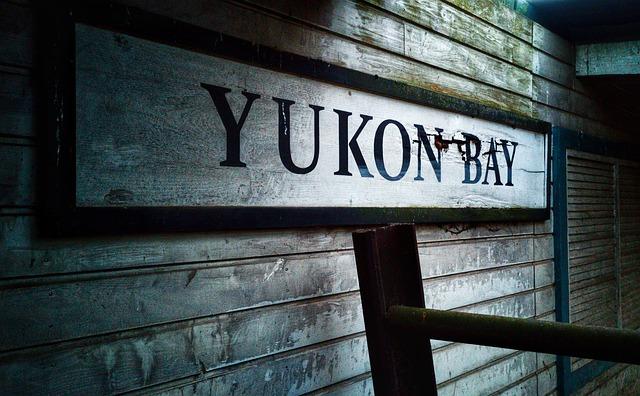 Shield Yukon Canada Wood Mystical
