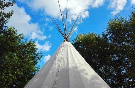 Tipi Wigwam Native American