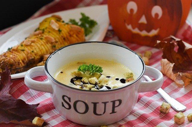 Le robot soupe, parfait pour les soupes maison!