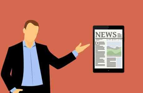 News Smartphone Tablet Newspaper  - mohamed_hassan / Pixabay