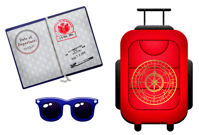 voyage  bagages