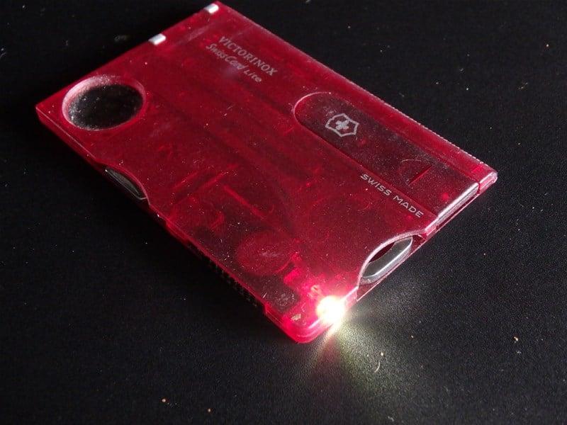Lumière Swisscard Lite