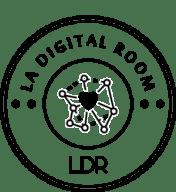 La Digital Room Stratégie digitale visibilité influence - logo