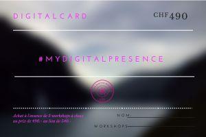 my digital card