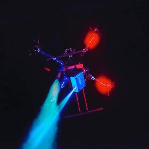 L.A. DRONES LIGHT SHOW