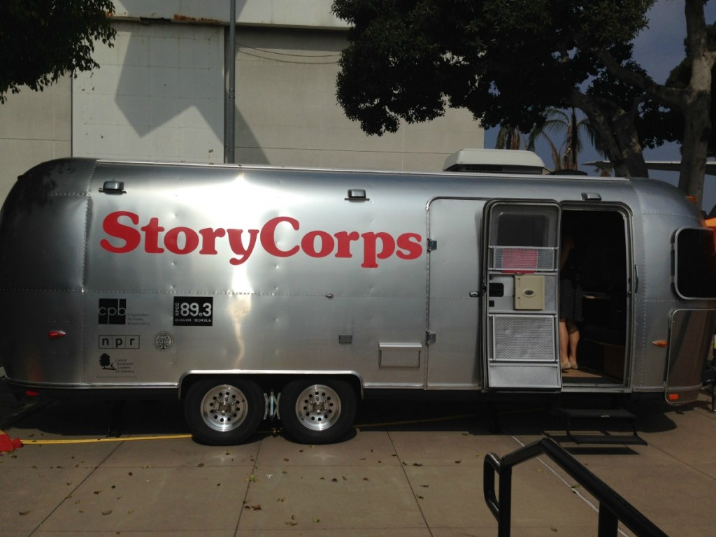 storycorps mobile