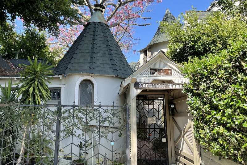 witch houses fort la