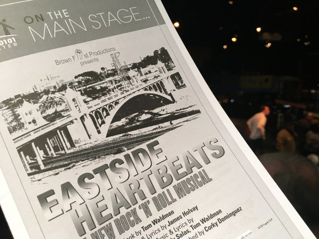 Watching Eastside Heartbeats
