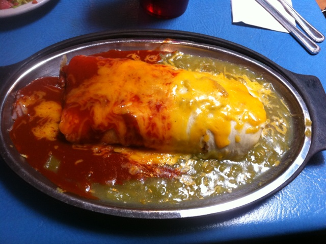 Dining in Santa Fe