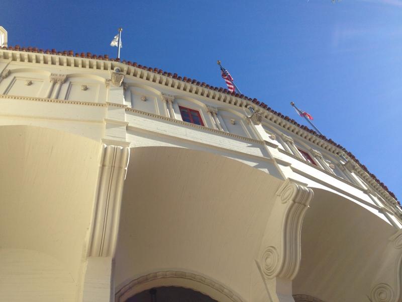 Touring the Catalina Island Casino