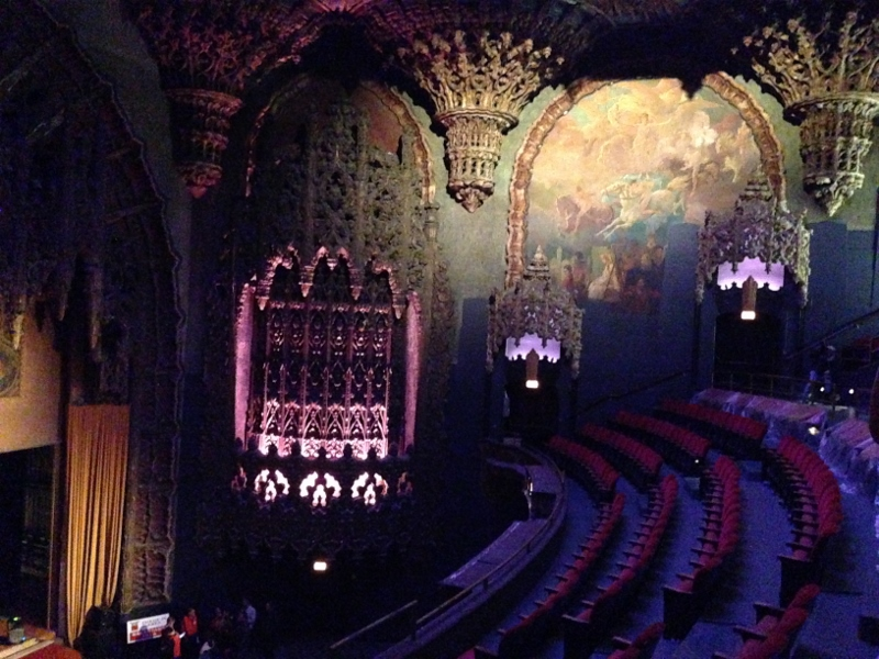 the United Artists Theatre