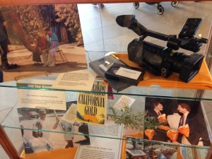 Viewing the Huell Howser Archives at Chapman University