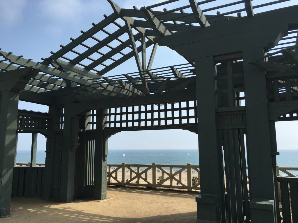 A Walk Through Palisades Park