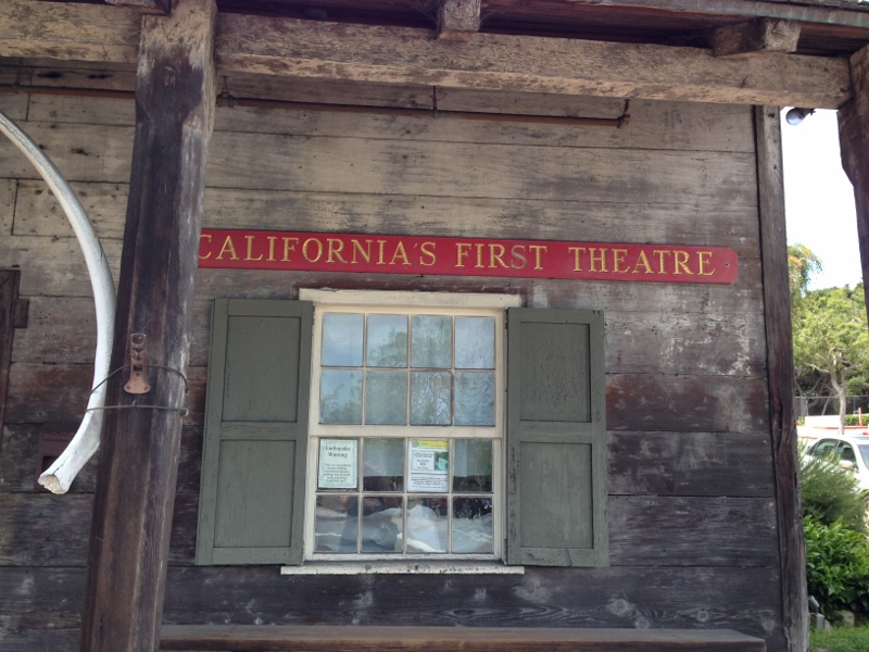 Exploring the Monterey State Historic Park