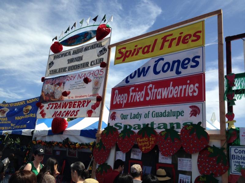 CA Strawberry Fest