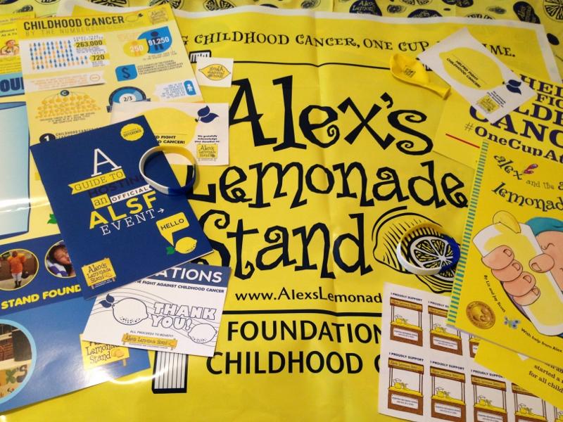 National Lemonade Days With Alex's Lemonade Stand