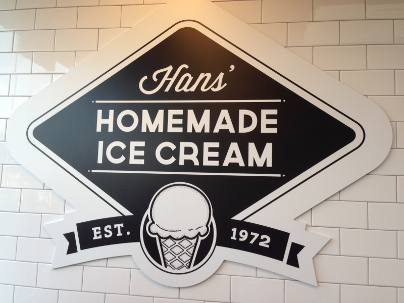 Hans Homemade Ice Cream