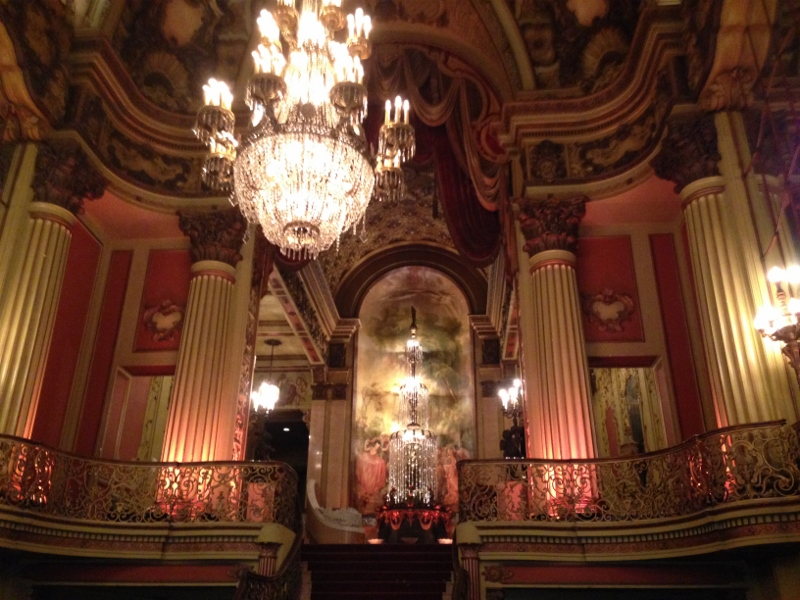 The Lovely Los Angeles Theatre