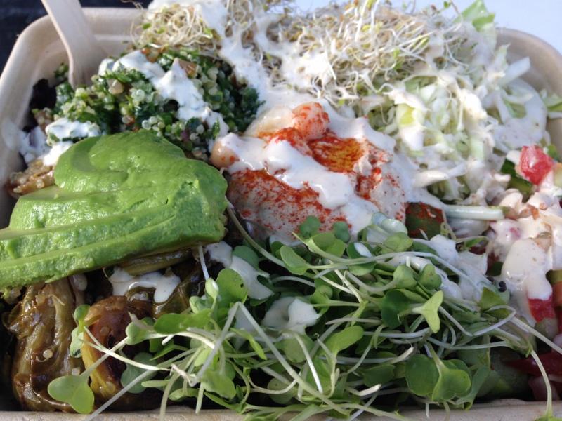 falafel plates