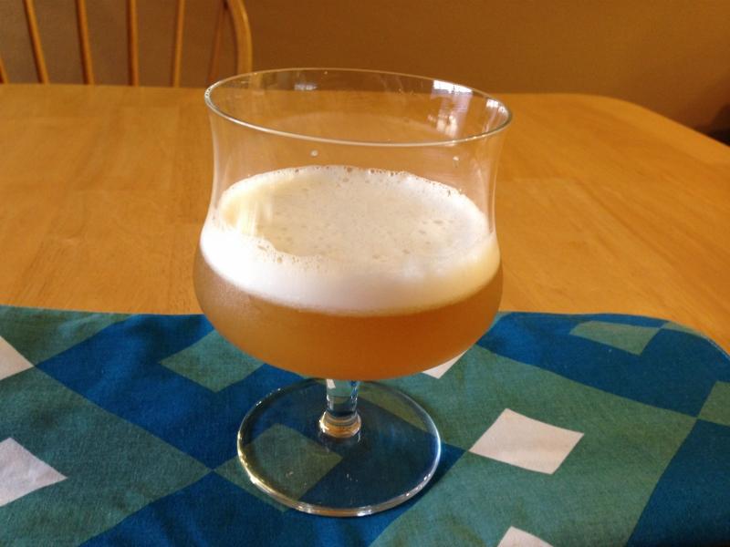 Honey Bourbon Sour