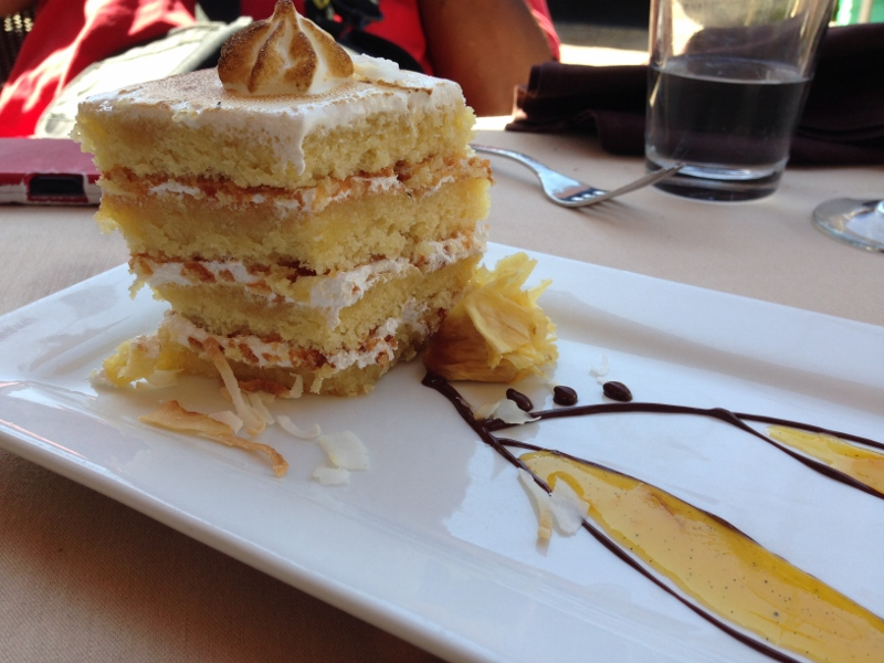 cocnut cake